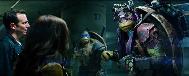 Ninja Kaplumbağalar Oyuncuları