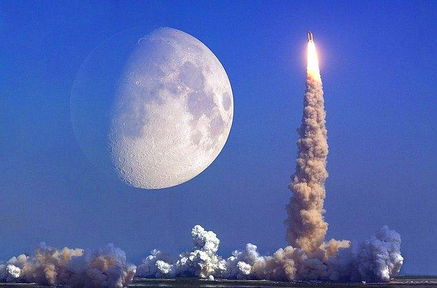 'Ay ilerde dünyanın uzaya açılan kapısı olacak'