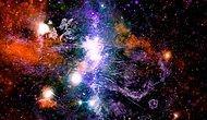 NASA'dan 20 Yıllık Çalışma: Samanyolu Merkezinin Mozaik Görseli Yayınlandı