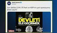 Sabah Gazetesi Büyük Oyunu Gördü: 'Muhalefet Devleti Ele Geçirmek İçin Seçim İstiyor!'