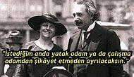Einstein'in Boşanmama Karşılığında Eşinden Kabul Etmesini İstediği Birbirinden İlginç Talepler