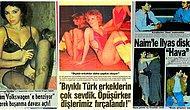 Türkiye'de Bir Döneme Damga Vurmuş Semi-Erotik Gazetelerden 18 Gerçeküstü Haber