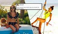 Photoshop'tan Vazgeçemeyen Seren Serengil, Instagram'da Paylaştığı Yeni Shoplu Görseli ile Dalga Konusu Oldu