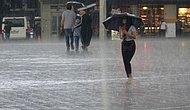 İstanbul, Ankara ve İzmir'de Sağanak Yağış
