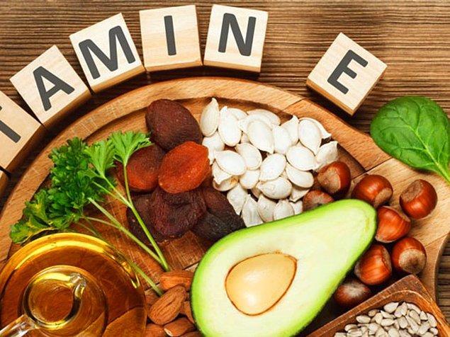 E Vitamini Bulunan Besinler Nelerdir?