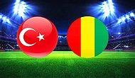 Türkiye-Gine Maçı Ne Zaman, Saat Kaçta, Hangi Kanalda Yayınlanacak?