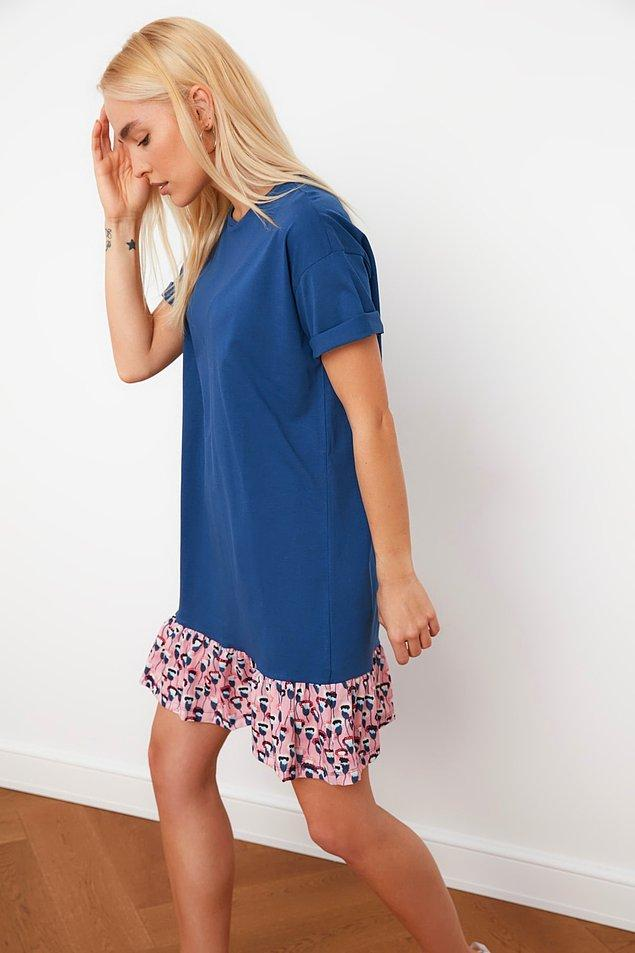 8. Penye kumaş elbiselerin bu kadar rahat ve güzel olması pek mümkün değil gibi geliyor.