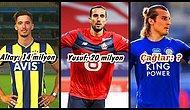 Euro 2020 Milli Takım Kadromuza Seçilen Oyuncularımızın Transfer Ücreti Değer Sıralaması
