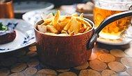 Sadece 8 Adımda Fast Food Restoranlarındakinden Farksız Çıtır Çıtır Patates Kızartması Hazırlayabilirsiniz