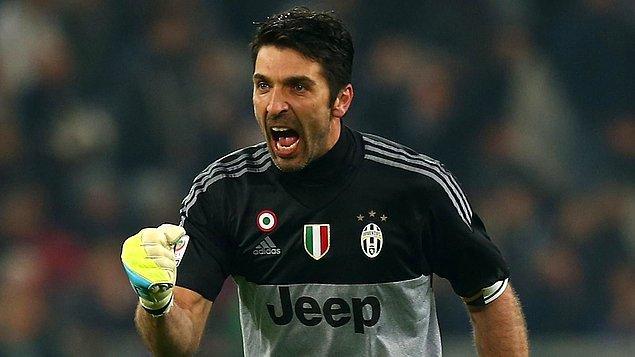 14. Gianluigi Buffon