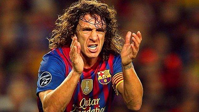 8. Carles Puyol