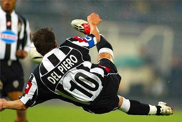 5. Alessandro Del Piero