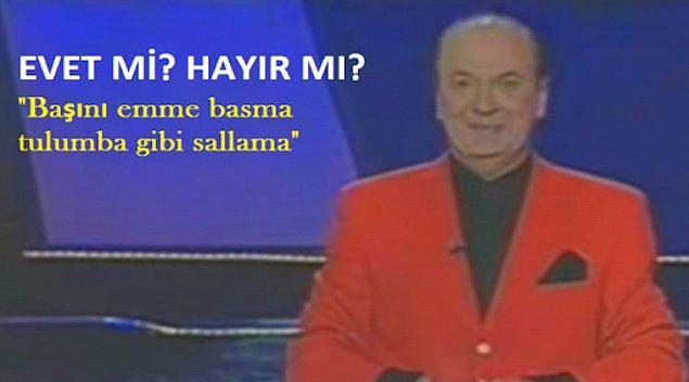 """17. Erkan Yolaç ve """"Evet / Hayır"""""""