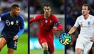 EURO 2020'ye Damga Vuracak Futbolcuyu Onedio Okuyucuları Belirliyor!