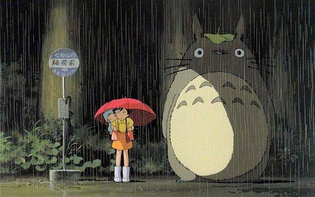 1. My Neighbor Totoro - Komşum Totoro (1988)