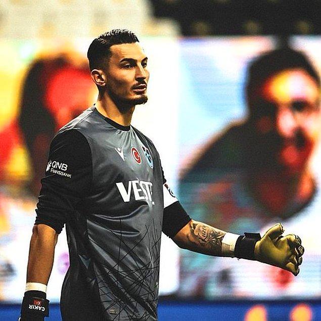 4. Uğurcan Çakır - Trabzonspor