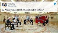"""Erdoğan'ın """"Amerikalılar Türkiye'deki Hastaneleri Görünce 'Biz Geri Kalmışız' Diyor"""" Sözlerine Yorum Yağdı"""