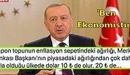 Erdoğan'ın TRT Yayınındaki Faiz Açıklamasının Ardından Yükselişe Geçen Dolar Herkesin Canını Sıktı!