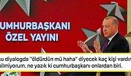TRT Yayınında Hayvanını Kaybeden Gazeteciye 'Öldürdün mü?' Sorusunu Soran Erdoğan Tepki Topladı