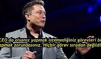 Yeni Dünyaya Yön Veren Elon Musk'ın Bu Altın Değerindeki Tavsiyelerine Kulak Vermelisiniz