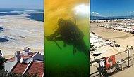 🌊 Deniz Salyası Yüzünden Ölmek Üzere Olan Marmara Denizi'nin Canınızı Sıkacak Görüntüleri