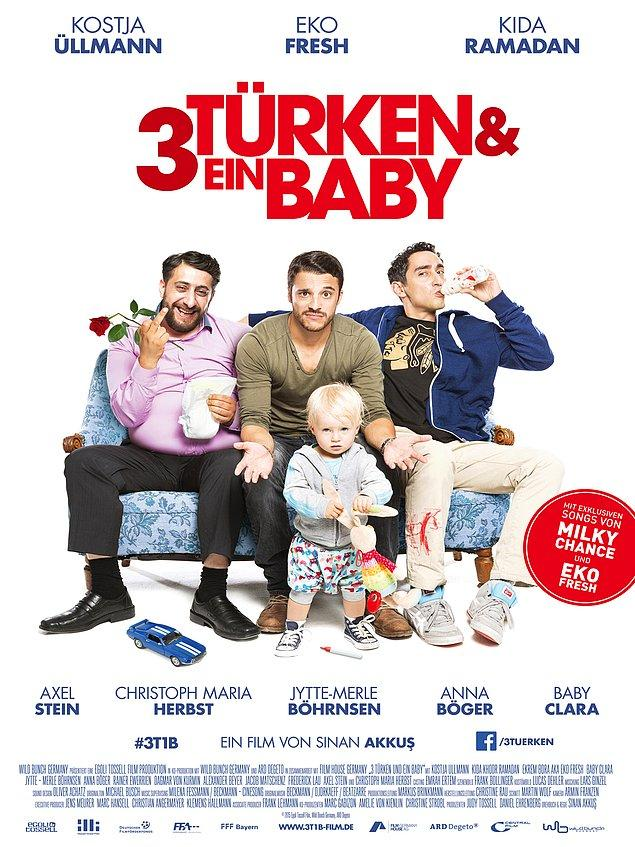 17. 3 Türken & ein Baby