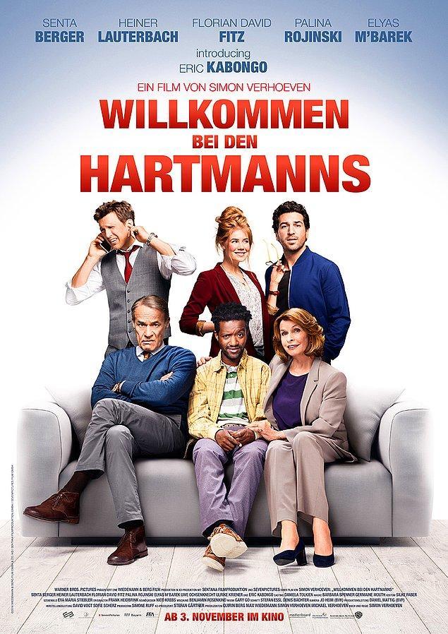 16. Willkommen bei den Hartmanns