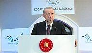 Erdoğan: 'Benim' Diyen Ülkeler, 100 Euro, 150 Euro Gibi Paralarla Maske Veriyor, Biz ise Ücretsiz Veriyoruz'
