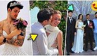 Koşun Çifte Düğün Var! Orkun Işıtmak ve Kafalar Ekibinden Fatih Yasin Aynı Gün Dünyaevine Girdi