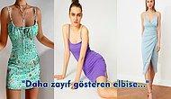 Yaz Aylarının En Sevilen Ürünü Askılı Elbiselerden 21 Model