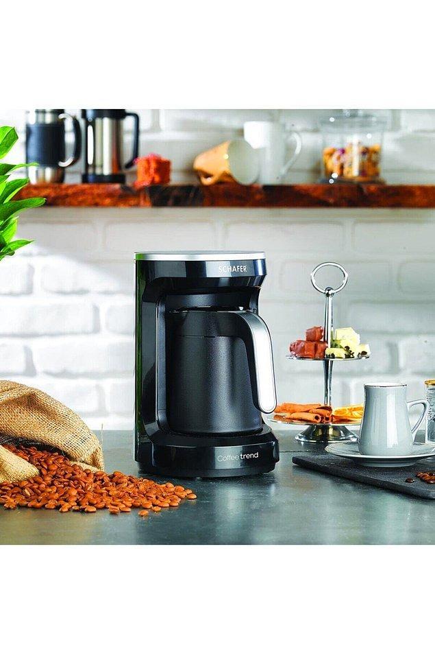 5. Türk Kahve Makinesi