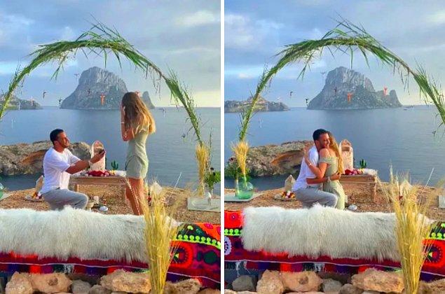 8. Şeyma Subaşı, Mısırlı milyarder sevgilisinden nihayet evlilik teklifi aldı!