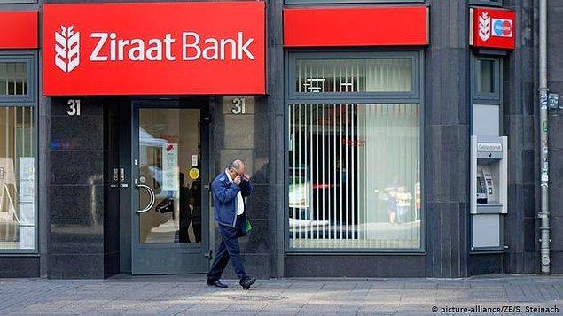 Bütçeden 16 yılda aktarılan 23.8 milyar lirayla en fazla görev zararı yazılan kurum Ziraat Bankası oldu.