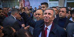 Mansur Yavaş, 2021 Dünya Belediye Başkanı Ödülü'nde Finale Kaldı