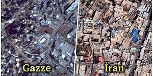 Savaşın ve Bombaların Hiçbir Zaman Bitmediği Gazze Google Haritalarında Neden Bulanık Görünüyor?
