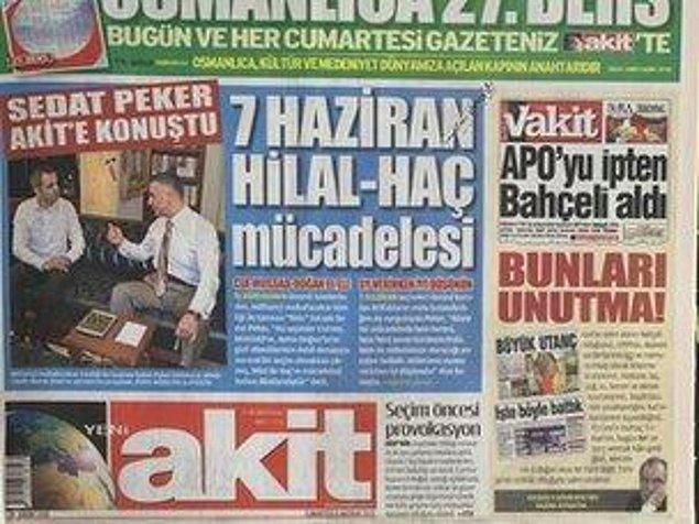 Ergenekon tahliyesi sonrası 'uyum' açıklaması ve AKP'ye yaklaşma