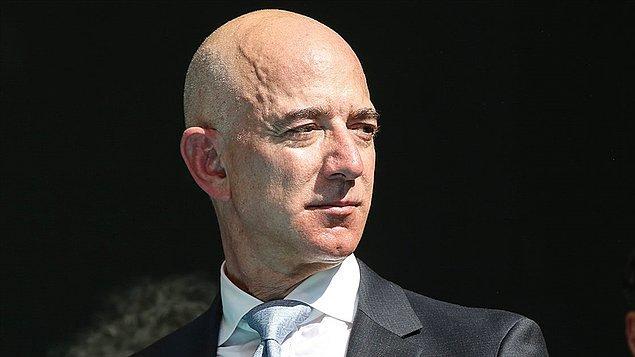 Bezos, sahibi olduğu uzay turizmi şirketi Blue Origin'in insanlı ilk uzay uçuşunda yer alacak.