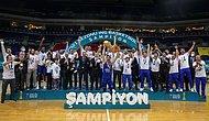 EuroLeague'den Sonra Basketbol Süper Ligi'nde de Şampiyon Anadolu Efes!