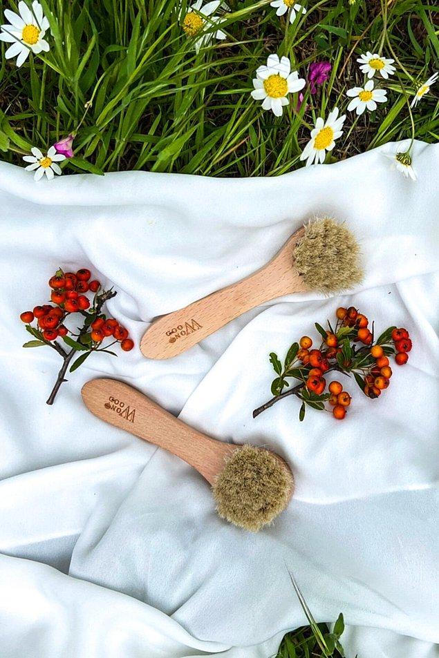 12. Nemlendirmeden önce etkili masaj...
