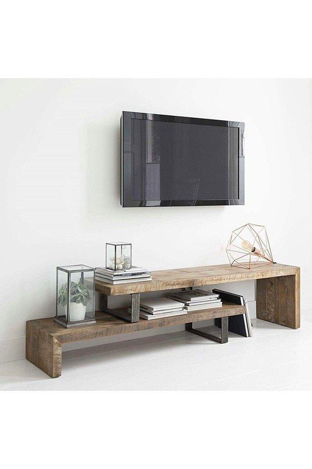 4. Bu tv ünitesinin tasarımını nasıl buldunuz?