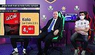 Cumhurbaşkanı Recep Tayyip Erdoğan, Pepsi'yi Oyun Zannedince Sosyal Medyanın Diline Düştü