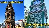 Rum Mimarisini Anımsattığı Gerekçesiyle Yıkılan Çan Kulesi'nin Yerine Yapılan Fındıklı Saat Kulesi ve Tepkiler