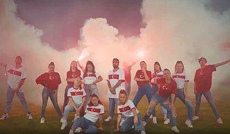 Milli Takım'ın EURO 2020 Şarkısı Yayınlandı: İnat Diye Buna Derler, Tarih Yazacak Bizim Çocuklar!