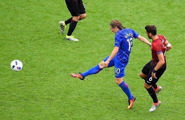 İlk maç: Türkiye - Hırvatistan
