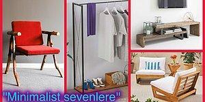 Evindeki Eşyalardan Bunalanlara En Güzel 12 Mobilya Önerisi