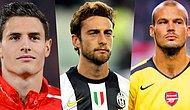 Avrupa Şampiyonalarında Futbolunun Yanında Yakışıklılığıyla da Gönülleri Fethetmiş 11 Futbolcu