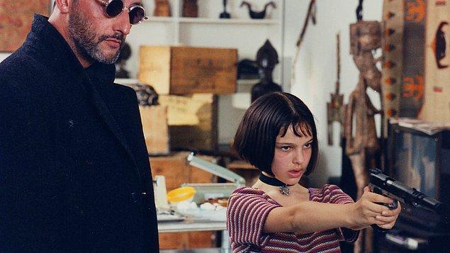 6. Léon: The Professional (1994) / Sevginin Gücü