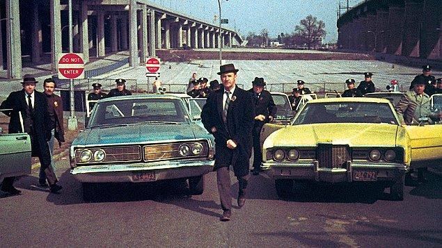 30. The French Connection / Kanunun Kuvveti (1971)