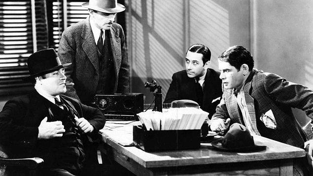 40. Scarface / Yaralı Yüz (1932)