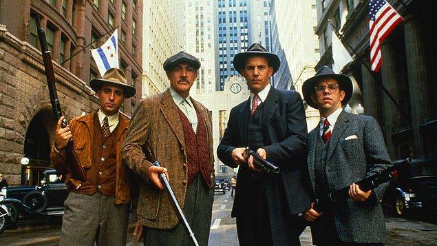 21. The Untouchables / Dokunulmazlar (1987)